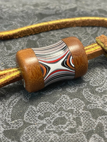westinghouse fordite bead