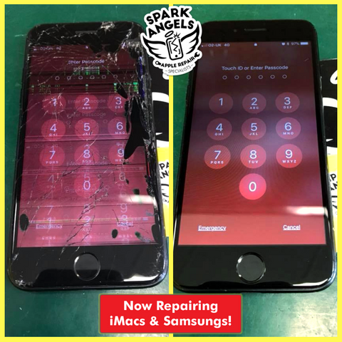 iPhone 5S Screen LCD Replacement