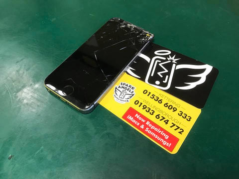 Image of iPhone 5S Screen LCD Replacement
