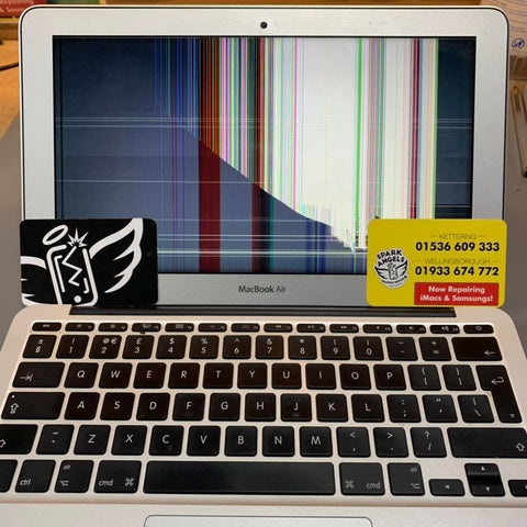 "Macbook Air 11"" (A1370/A1465) Screen LCD Replacement"