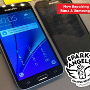 Samsung S7 Edge Screen LCD Replacement