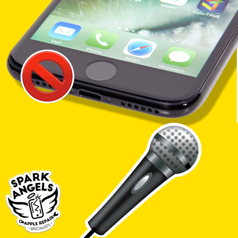 iPhone 6 Plus Microphone Replacement