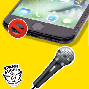 iPhone 5C Microphone Replacement