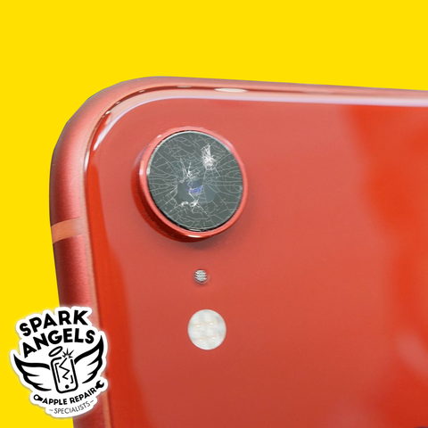 Image of iPhone XR Rear/Back Camera Lens Replacement