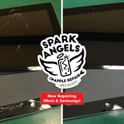 Image of iPad Air 1 Glass Screen Digitiser Replacement