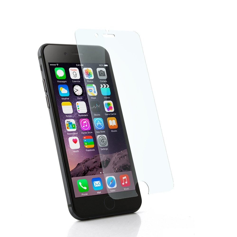 iPhone Tempered Glass Screen Guard Protector
