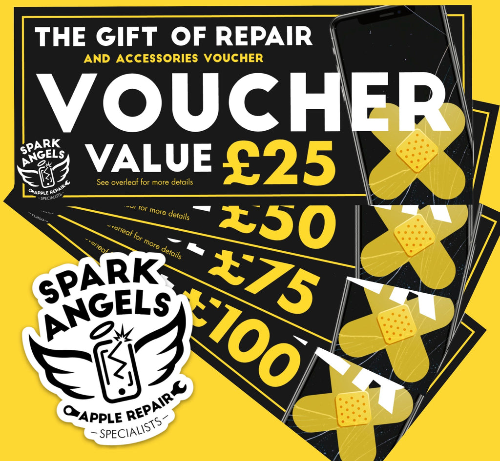 iPhone iPad Repair or Accessories Gift Voucher