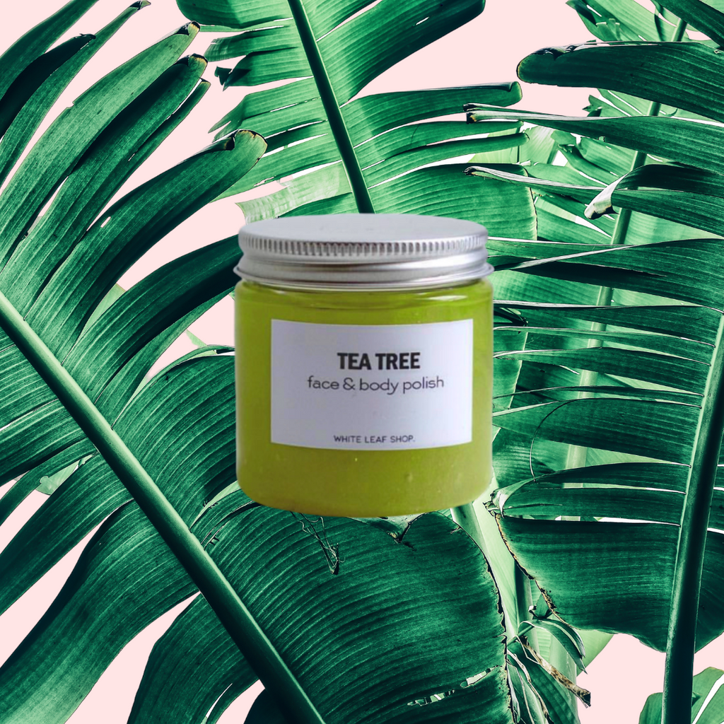 TEA TREE BODY POLISH