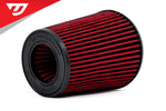 Unitronic 6 inch Tapered Cone Sport Air Filter for 2.5TFSI EVO (UH008-IN4)