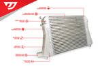 Unitronic Intercooler Upgrade Kit for 1.8/2.0 TSI Gen3 MQB