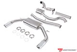 Unitronic Turbo-Back Exhaust System for 8V A3 Quattro (UH029-EXA)