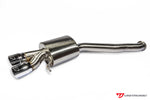 "Unitronic 3"" Turbo-Back Exhaust System for MK6 Jetta/GLI 1.8/2.0 TSI Gen3 (UH023-EXA)"