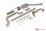 "Unitronic 3"" Turbo-Back Exhaust System for MK5 Jetta/GLI (2.0 TFSI) (UH020-EXA)"