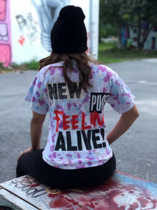 Astro World - New Pulse Feeling Alive! T-shirt