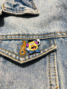 Mr. Potato Head Pin