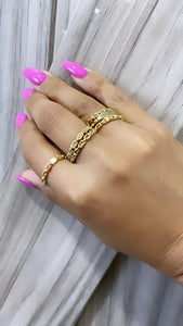Raquel Ring Set