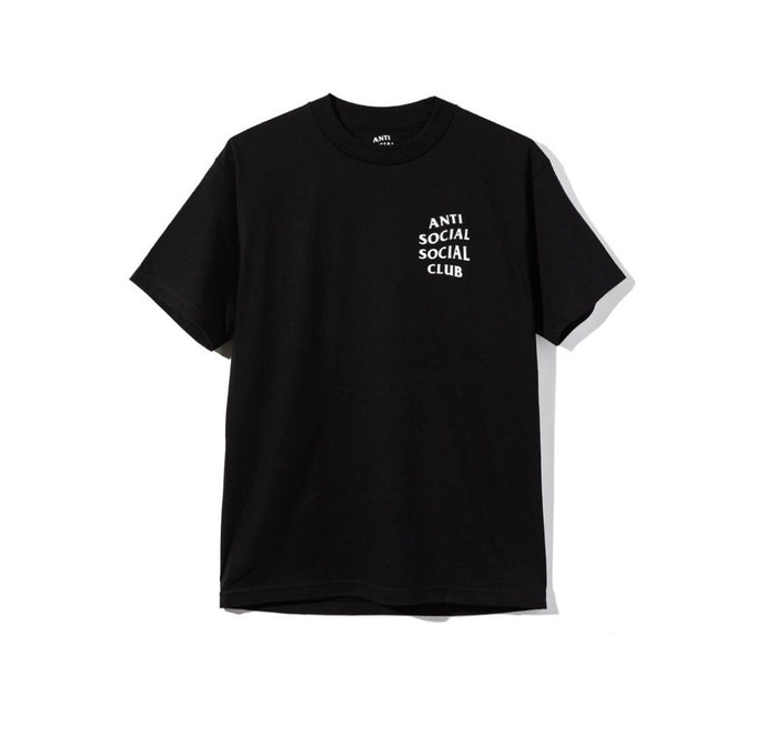 Anti Social Club Black Tee