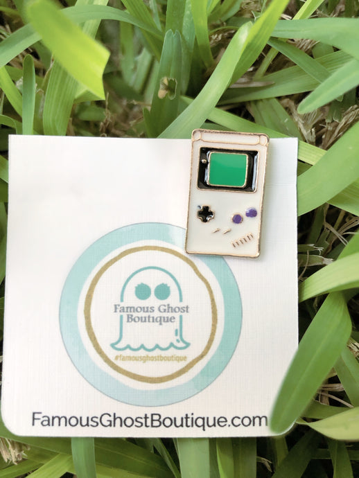 Game Boy Pin