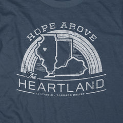 Hope Above the Heartland - Navy