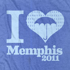 *Memphis Flood Relief - I Heart Memphis: 2XL