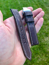 Custom Ostrich Leg Watch Straps
