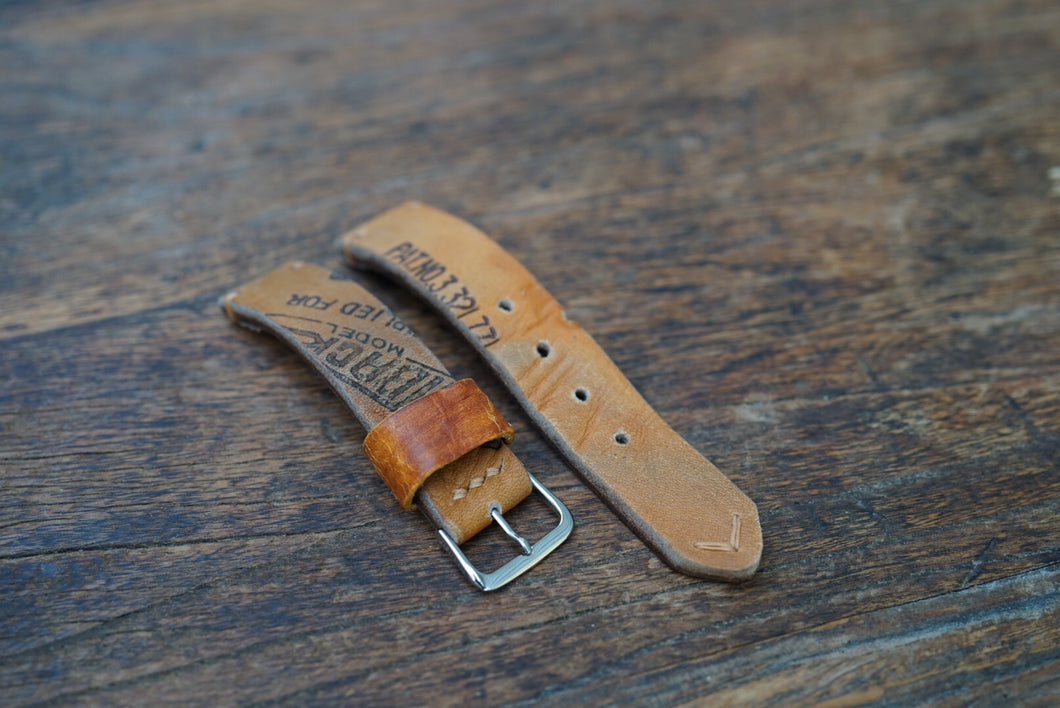 Baseball Glove Watch Straps