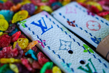 Load image into Gallery viewer, Multicolor LV Canvas Straps Pre-order