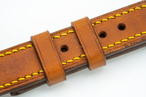 Golden Brown Strap