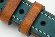 Load image into Gallery viewer, Full Grain Leather Straps