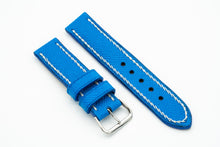 Load image into Gallery viewer, Sky Blue French Calfskin Strap
