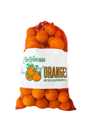 Locally Grown Oranges - 25 Lbs