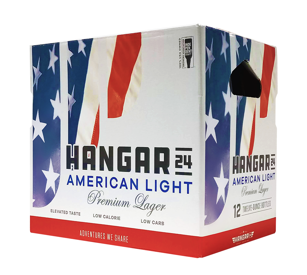 American Light 12pk - 12oz Bottles