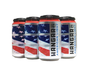 American Light 6pk - 12oz Cans