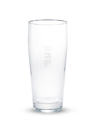 H24 Silhouette Glass - Belcher 16oz