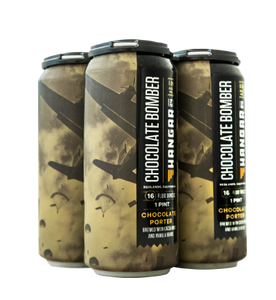 Chocolate Bomber 4pk - 16oz Cans