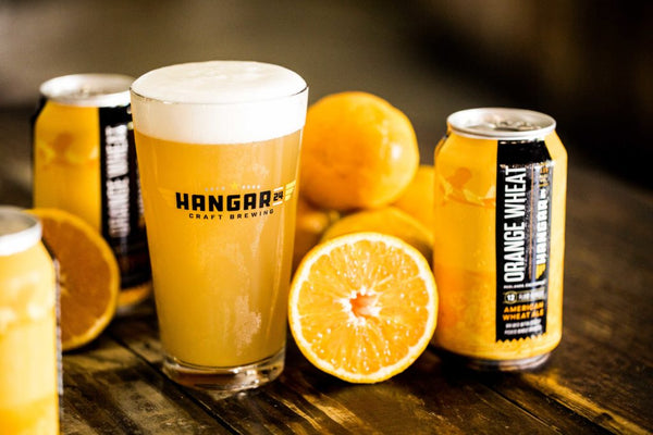 Orange Wheat 6pk - 12oz Cans