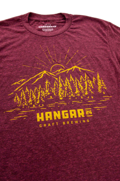 Men's Trail Sunrise T-Shirt