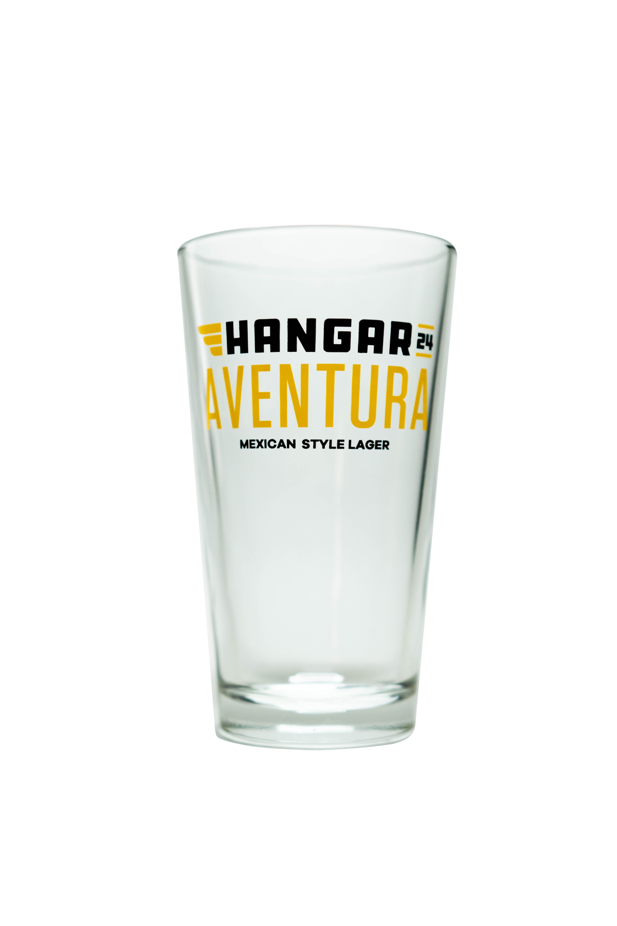 Aventura Mexican Lager - 16oz Pint Glass