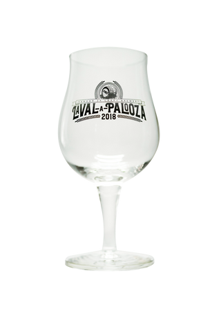 Laval-O-Palooza Glass - 2018