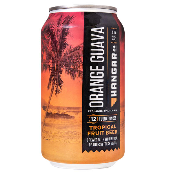 Orange Guava 6pk - 12oz Cans