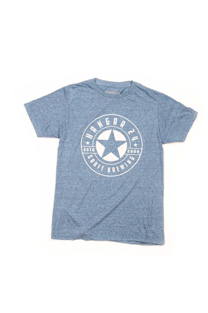 Men's Hounder T-Shirt in Cabo Blue