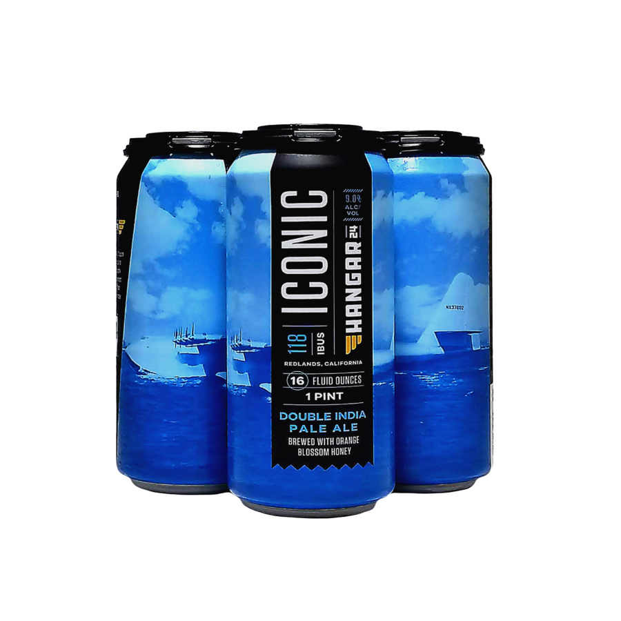 Iconic Double IPA 4pk - 16oz Cans