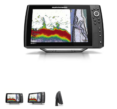 Humminbird Helix 12 CHIRP DS GPS G3N
