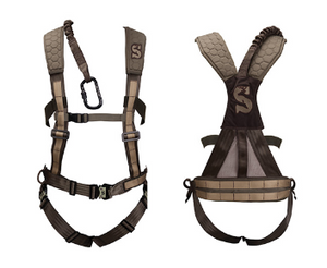 Summit Treestands Safety Harness Pro, Men, Small
