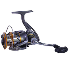 "Load image into Gallery viewer, Daiwa Crossfire 3BI Spinning Reel 3000, 5.3:1 Gear Ratio, 3BB, 1RB Bearings, 31.10"" Retrieve Rate, Boxed"