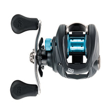 "Load image into Gallery viewer, Daiwa RG Casting Reel 100, 7.1:1 Gear Ratio, 30"" Retrieve Rate, 11 lb Max Drag, Right Hand, Boxed"