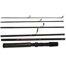 "Load image into Gallery viewer, Daiwa Wilderness Fly Pack 6'6"" L 6pc"