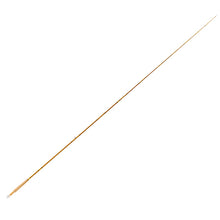 "Load image into Gallery viewer, Eagle Claw Crafted Glass Fly Rod 8'6"" Length, 2 Piece, Honey Gold Glass, Medium"