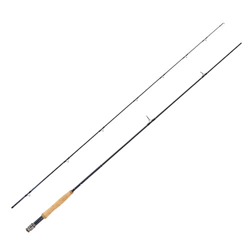 Eagle Claw Diamond Series Graphite Fly Rod 8 Length, 2 Piece Rod, #4 Line Rating