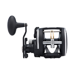 "Penn Rival Level Wind Conventional Reel 30, 3.9:1 Gear Ratio, 2 Bearings, 27"" Retrieve Rate, Right Hand, Clam Package"